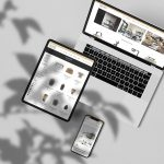E-commerce Web Design for Nordic Trend Home in WordPress